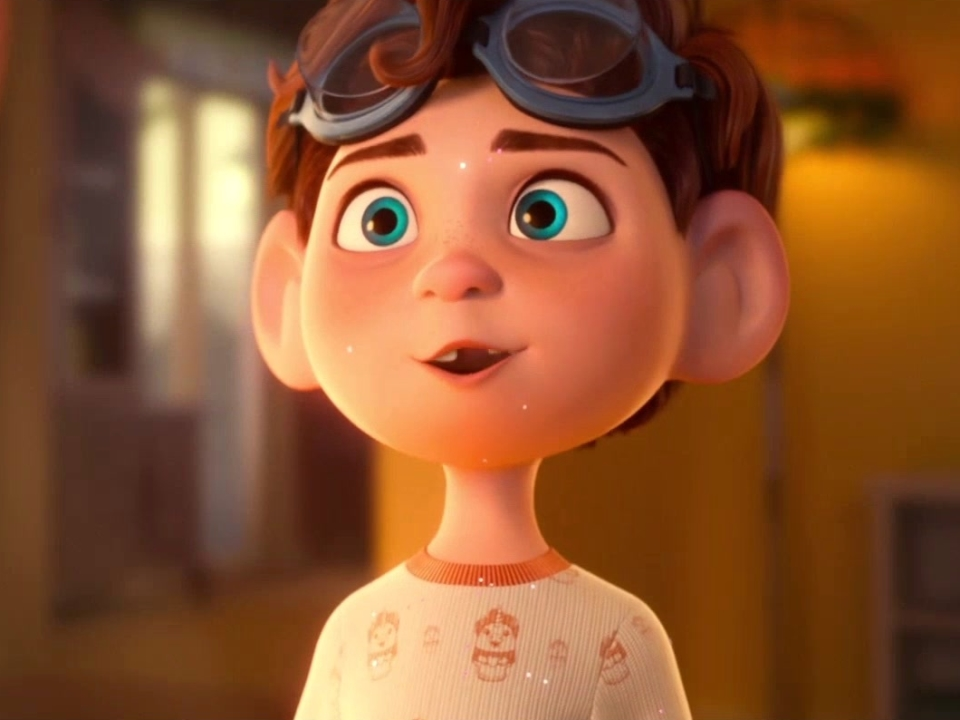 Spies In Disguise: Safe Gadgets (Spot)