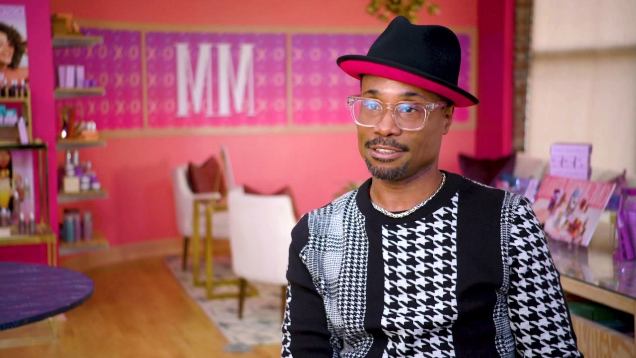 Like A Boss: Billy Porter On How He Describes The Film