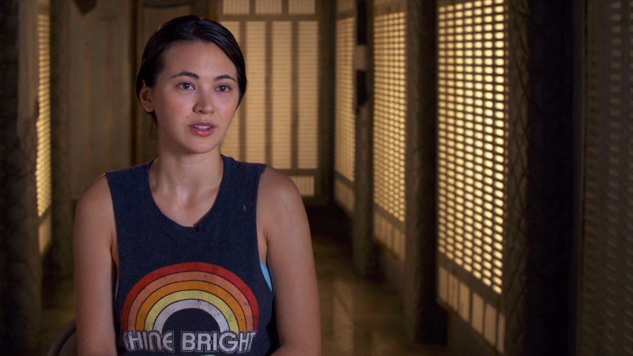 Underwater: Jessica Henwick On The Characters Working Together