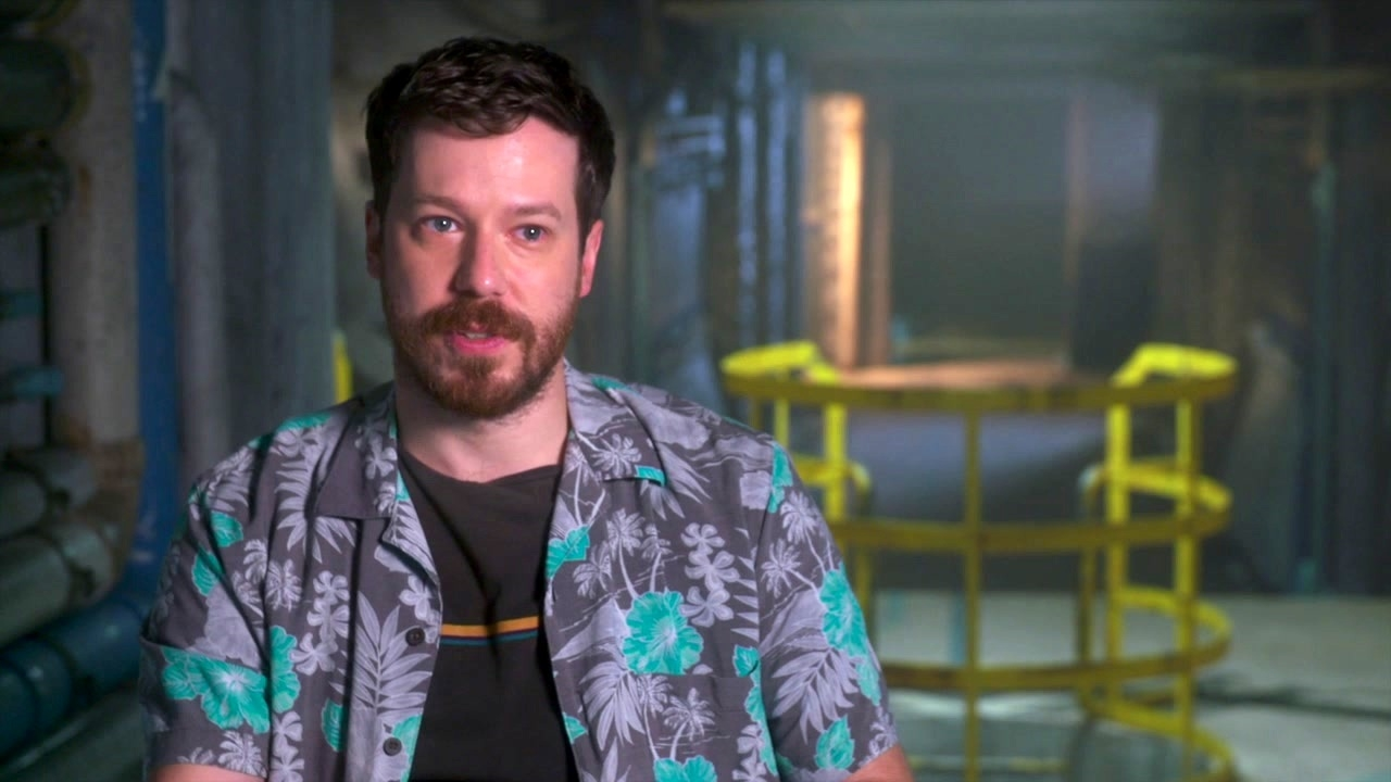 Underwater: John Gallagher Jr. On The Story
