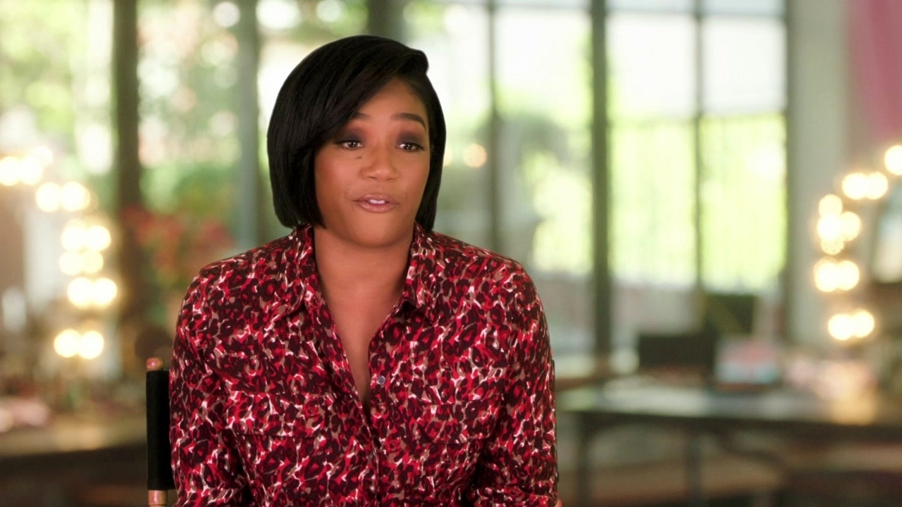 Like A Boss: Tiffany Haddish On 'Mia' And 'Mel' And Their Dynamic