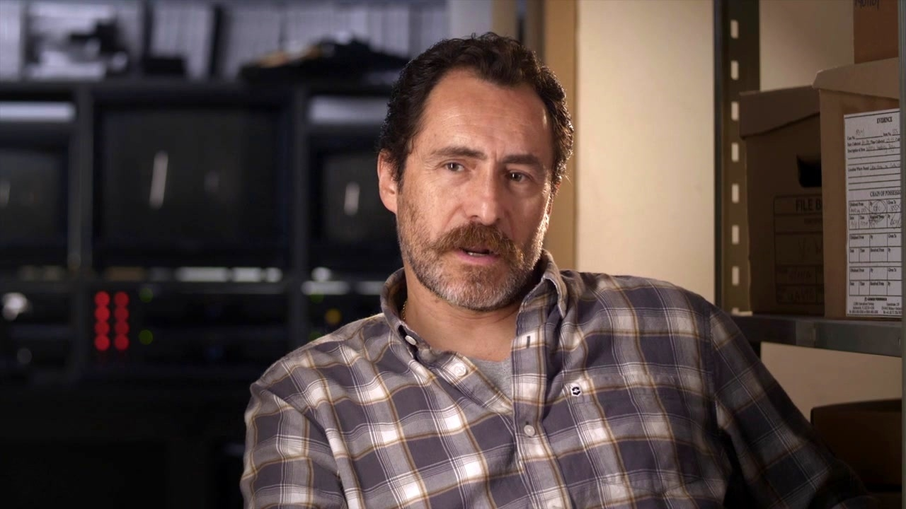 The Grudge: Demian Bichir On The Script