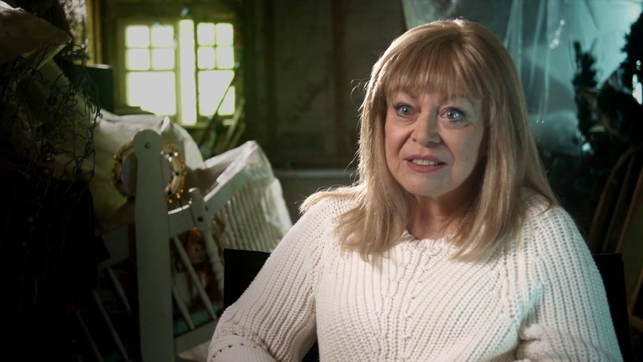 The Grudge: Jacki Weaver On The Script