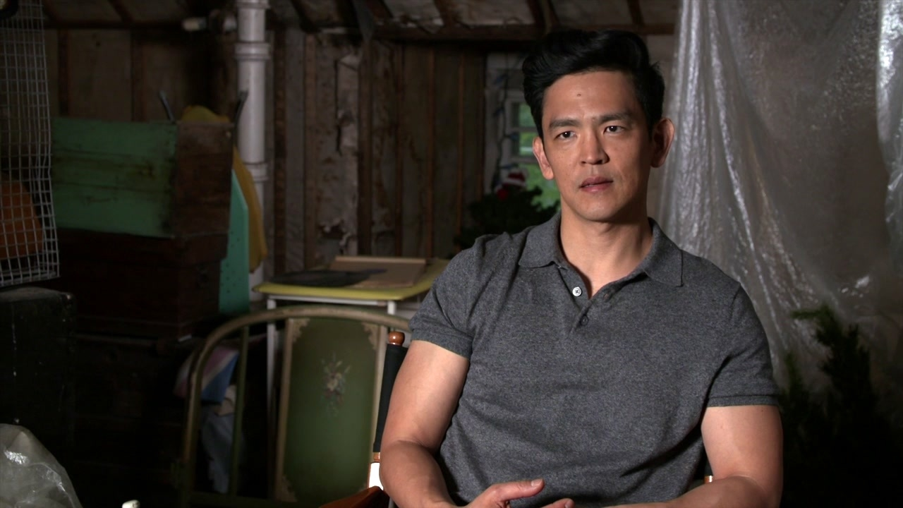 The Grudge: John Cho On His Character