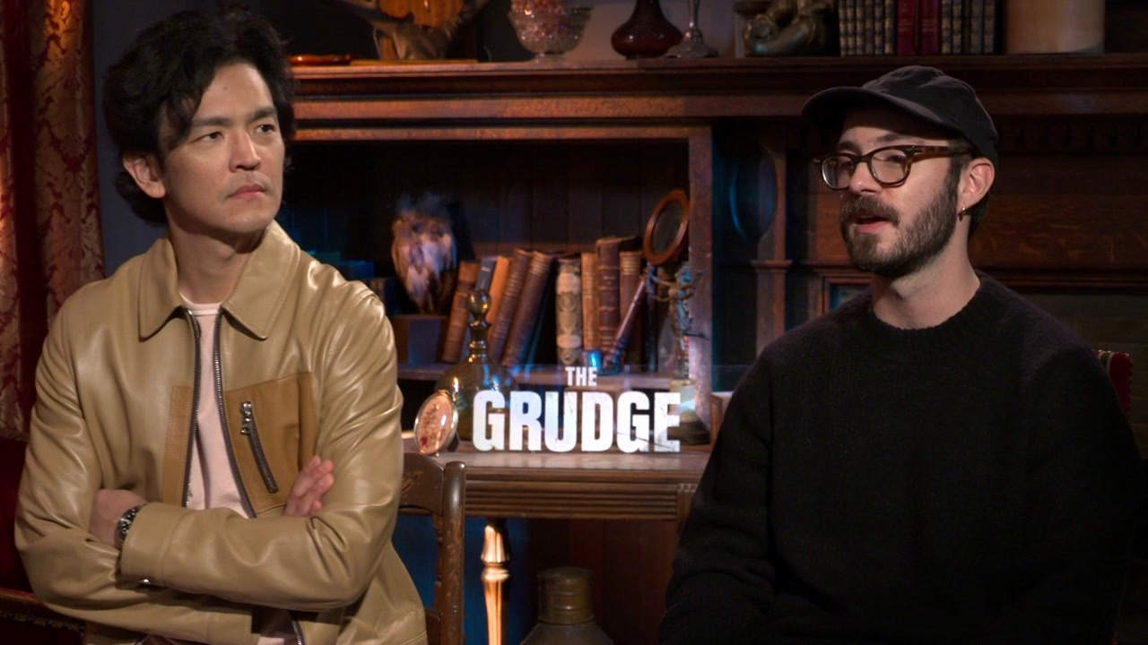The Grudge: John Cho And Nicolas Pesce On What 'The Grudge' Is