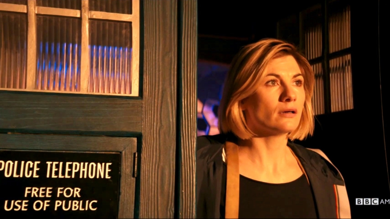Doctor Who: The Doctor Returns to Gallifrey