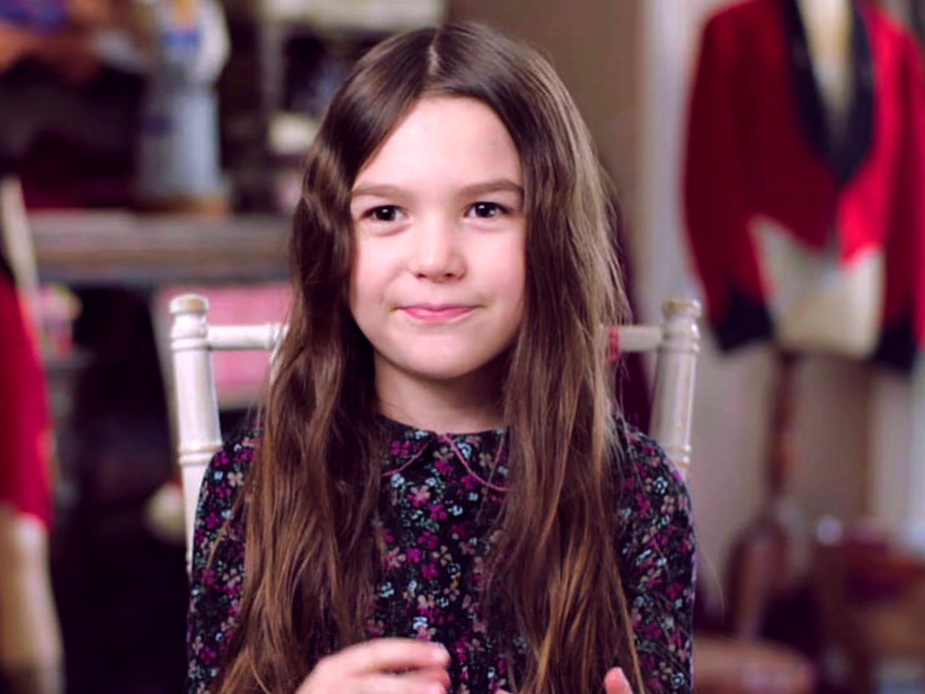 The Turning: Brooklynn Prince On Flora