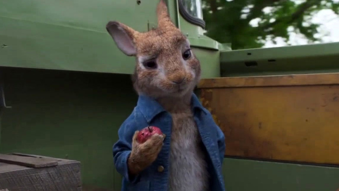 Peter Rabbit 2: The Runaway (Trailer 2)