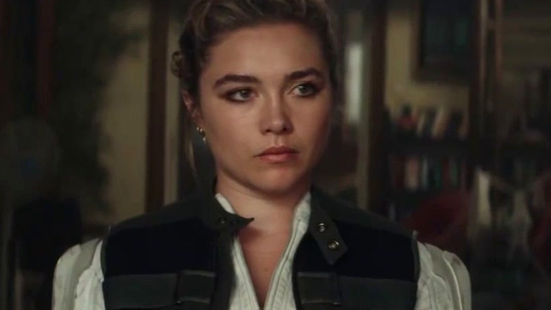 Black Widow (Special Look Trailer)