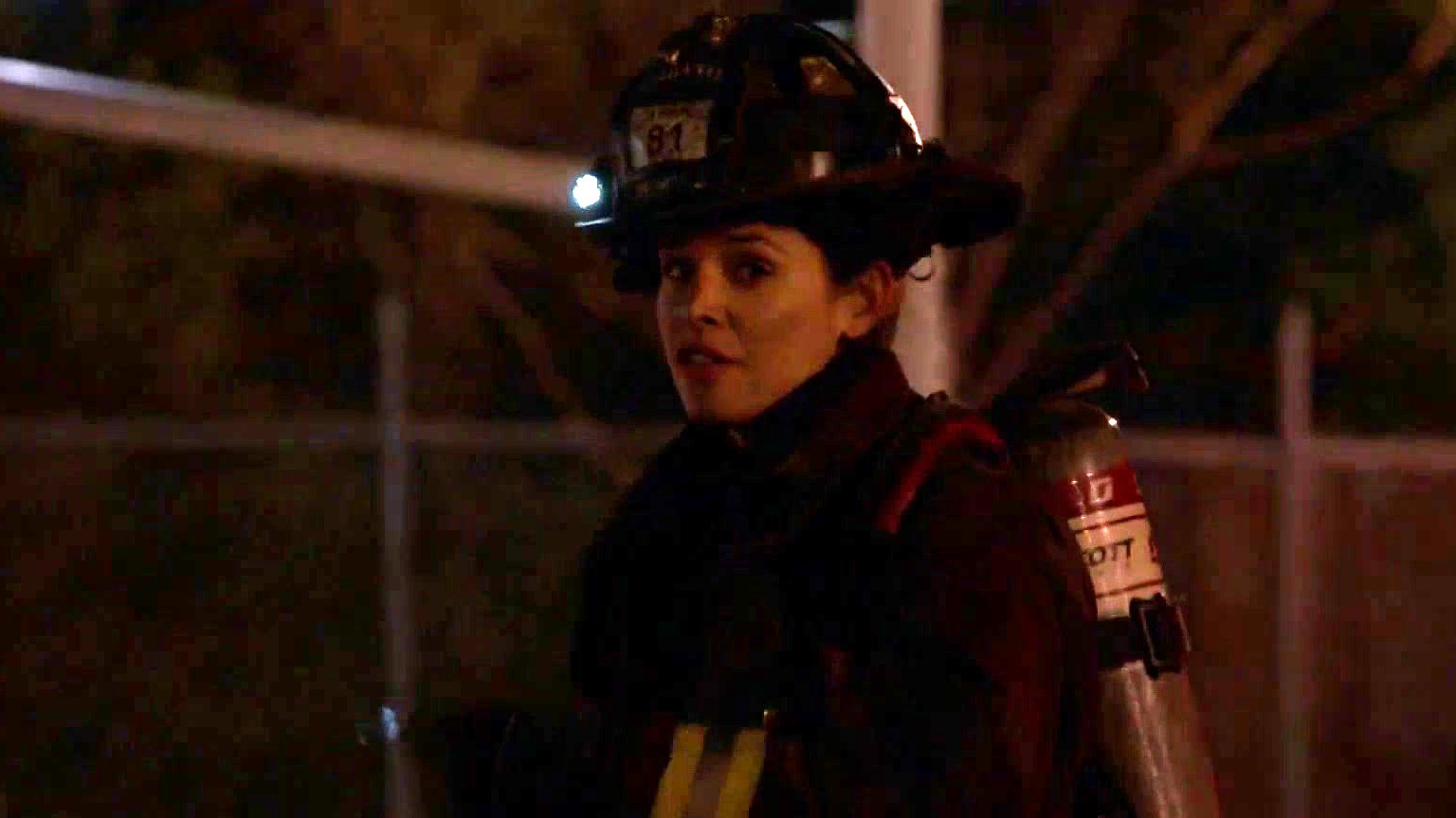Chicago Fire: Firehouse 51 Gets Caught In A Fire At A Laundromat