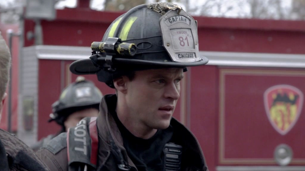 Chicago Fire: Looks Like An Inside Pull