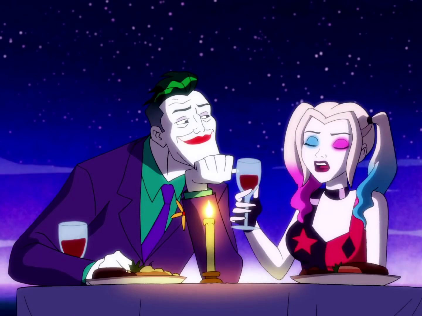 Harley Quinn: A Seat At The Table