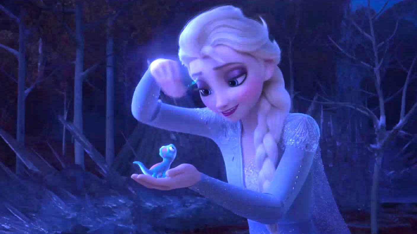 Frozen II (Home Ent. Trailer)