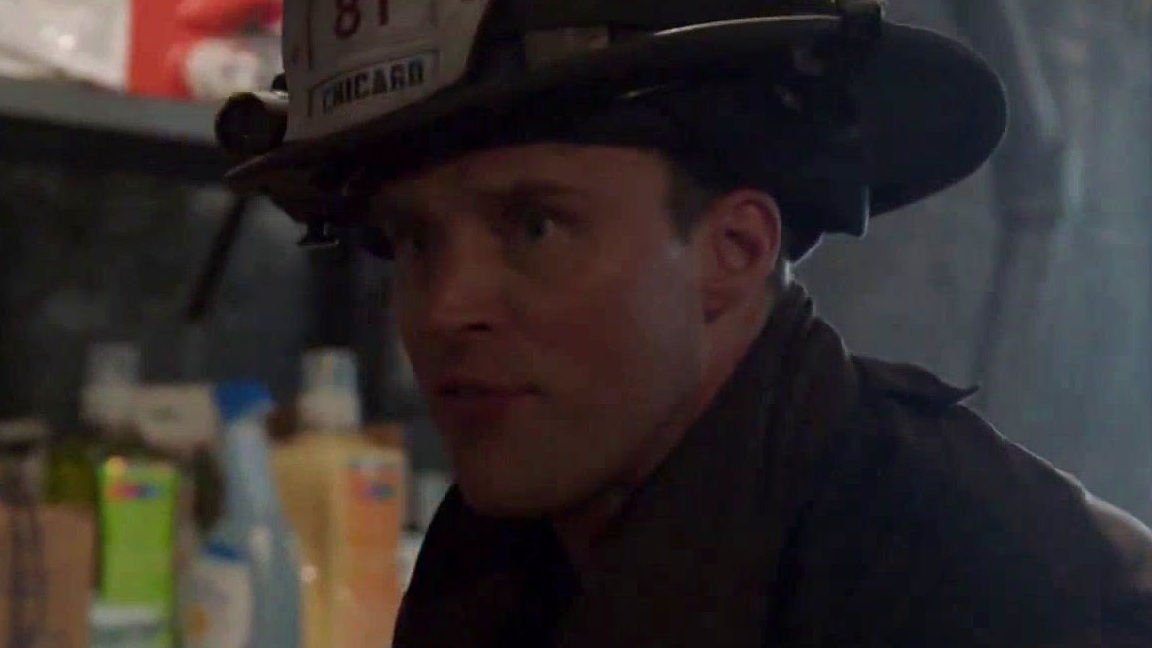 Chicago Fire: Severide, Casey And Boden Lift An Oil Tank Off A Father Of Two