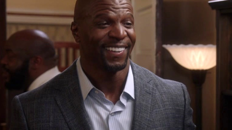 Brooklyn Nine-Nine: Terry Sees Someone He Arrested Years Ago