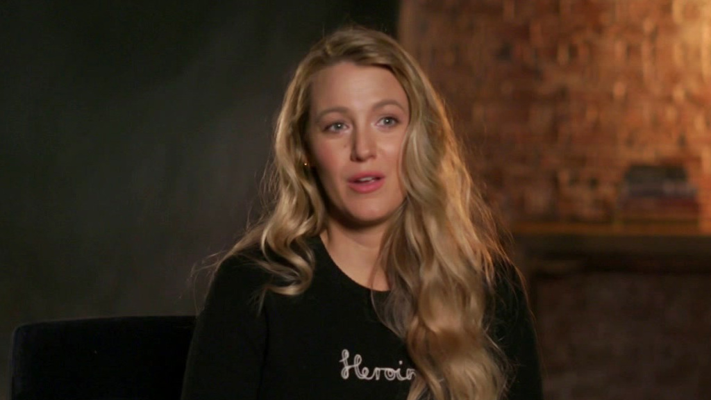 The Rhythm Section: Blake Lively On Director Reed Morano