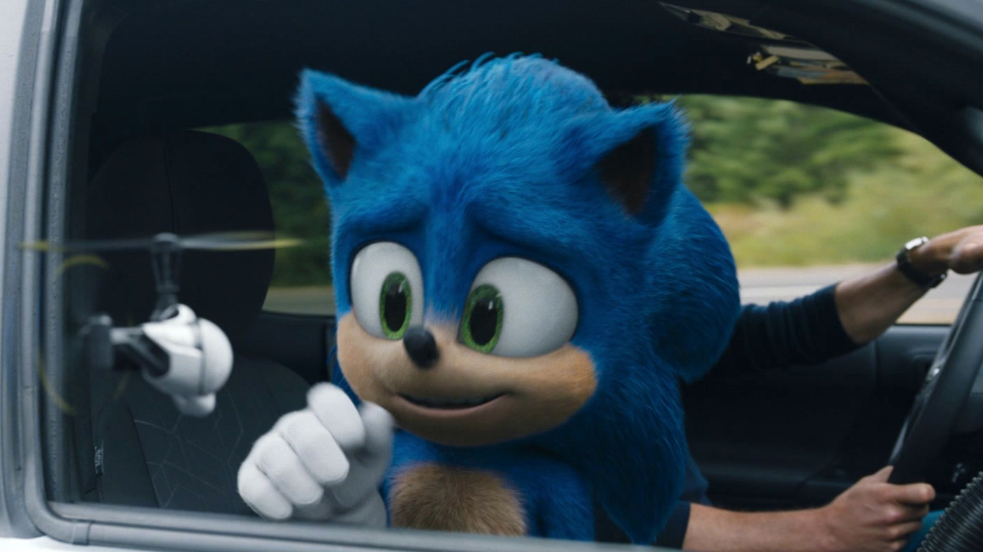 Sonic The Hedgehog: This One Is Cute