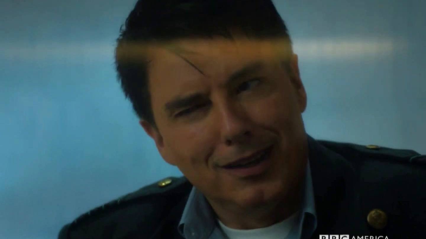 Doctor Who: Captain Jack Harkness, At Your Service