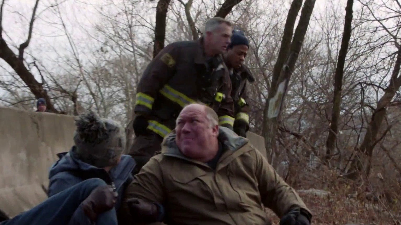 Chicago Fire: A Chicago Welcome