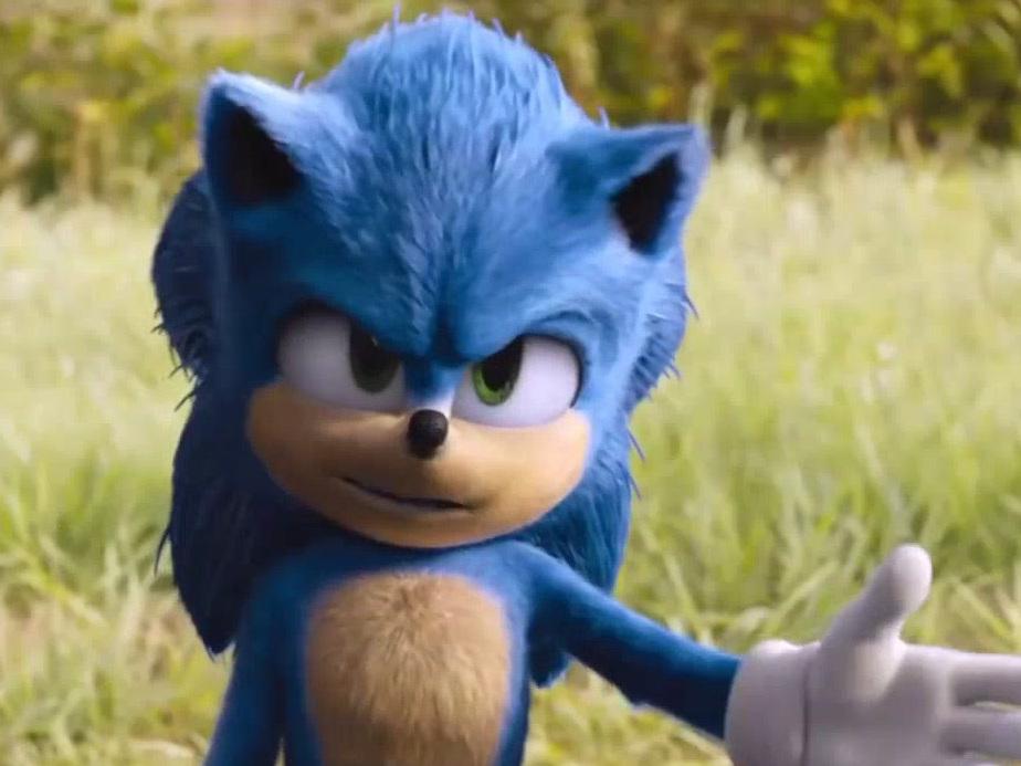 Sonic The Hedgehog: Super (Spot)