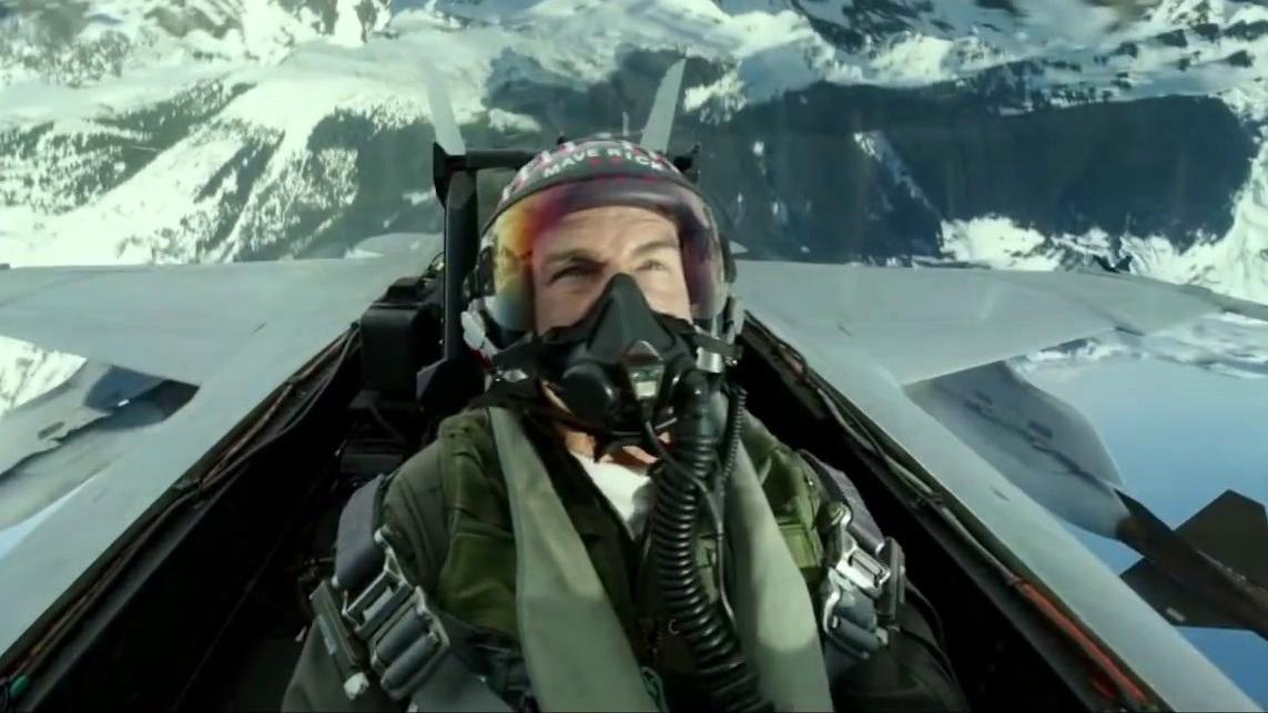 Top Gun: Maverick (Big Game Spot)