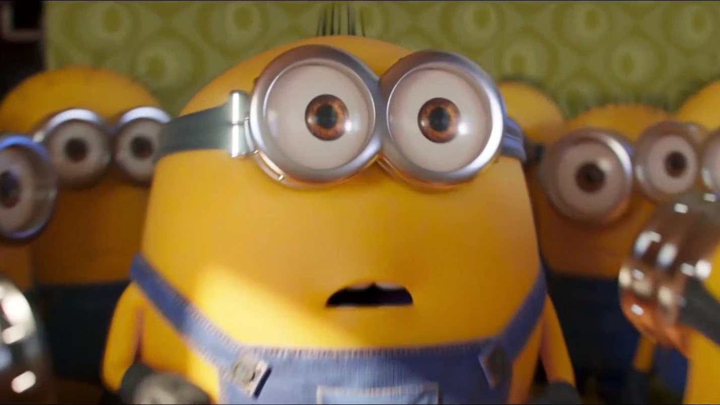 Minions: The Rise Of Gru (Teaser Trailer)