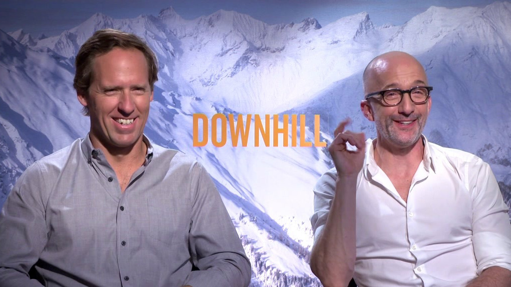 Downhill: Nat Faxon And Jim Rash On Getting Involved With This Project