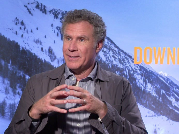 Downhill: Julia Louis-Dreyfus And Will Ferrell On The Script