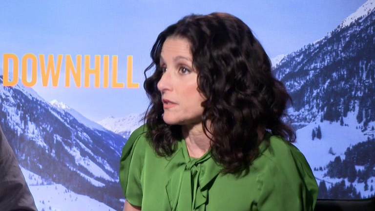 Downhill: Julia Louis-Dreyfus And Will Ferrell On The Plot Of The Film