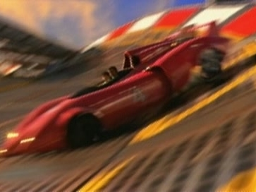 Speed Racer: The Car Is A Living Breathing Thing