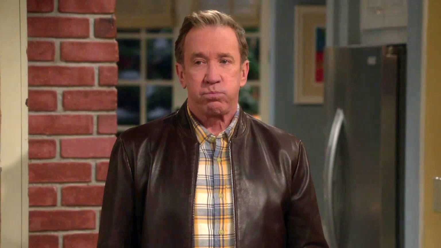 Last Man Standing: Jen Comes Back From Shadowing Mike At Work