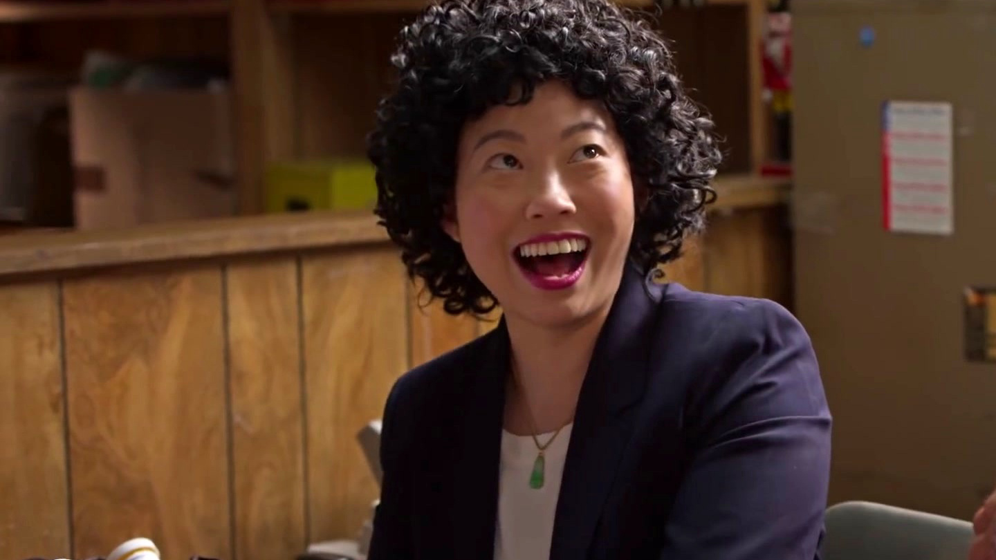 Awkwafina is Nora from Queens: This Is Not What Work-Life Balance Looks Like