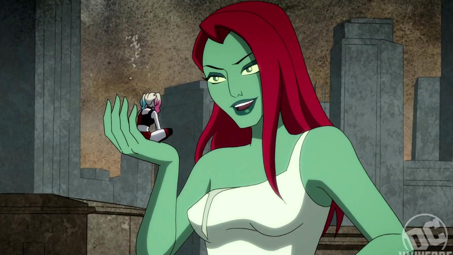 Harley Quinn: Devil's Snare