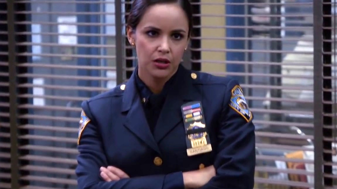 Brooklyn Nine-Nine: Captain Kim