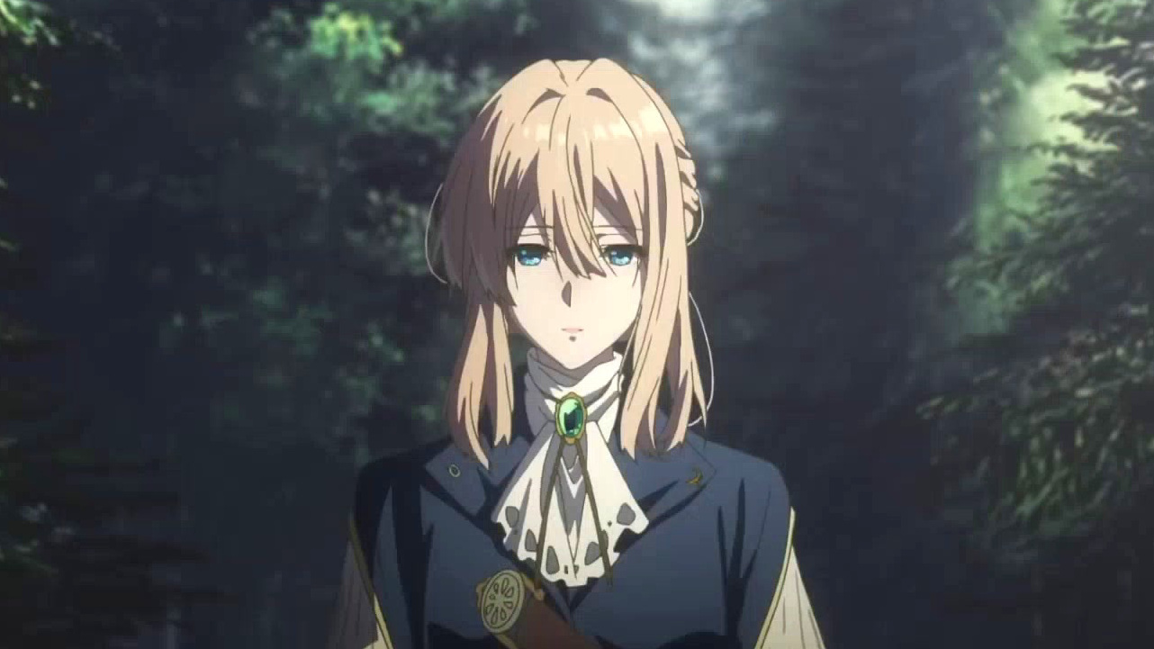 Violet Evergarden I: Eternity and the Auto Memory Doll Reviews - Metacritic