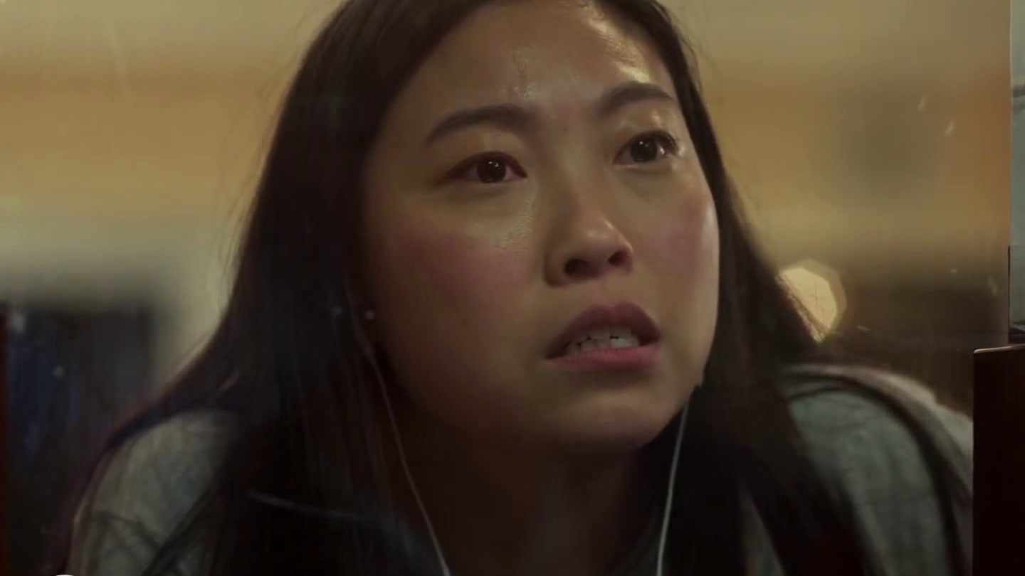 Awkwafina Is Nora from Queens: Paperwork