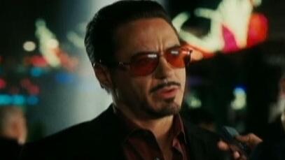 Iron Man: Interview