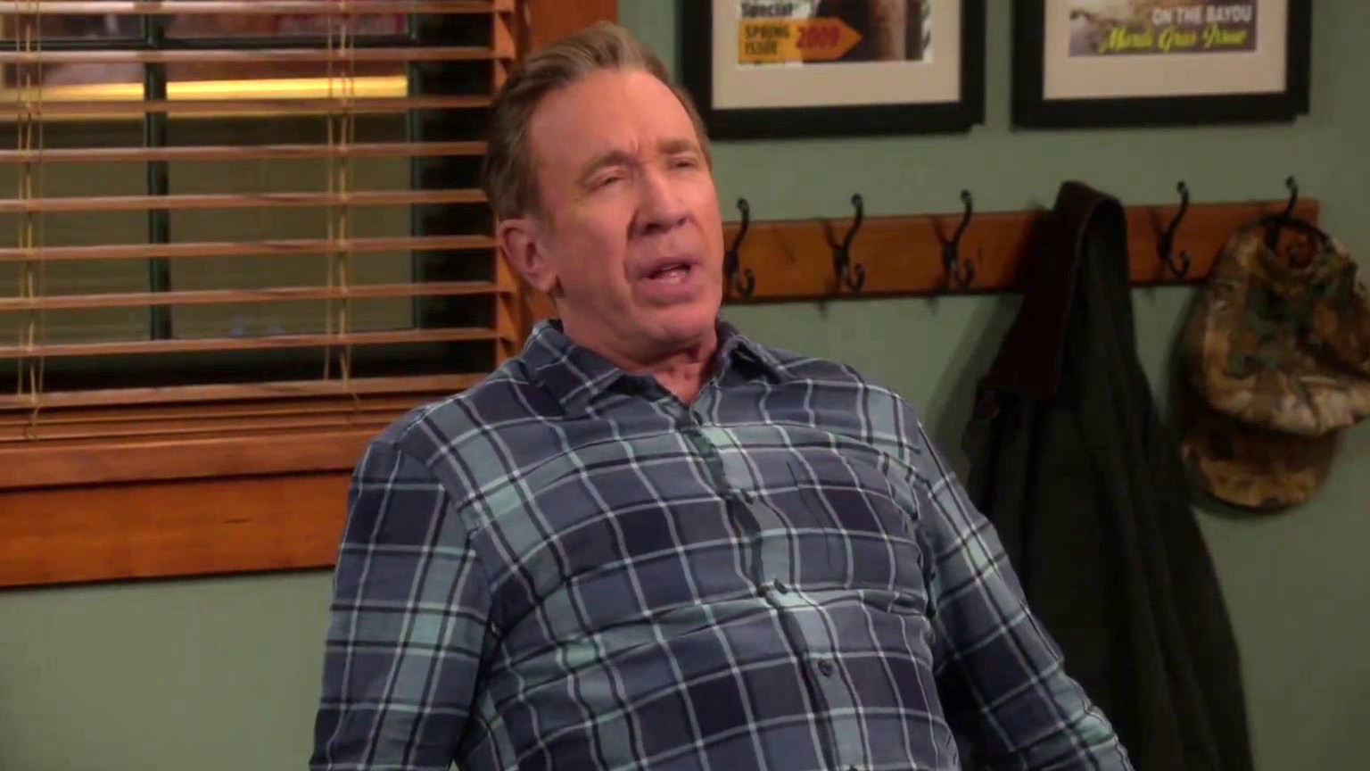 Last Man Standing: Chuck Tries To Teach Mike How To Be Nice