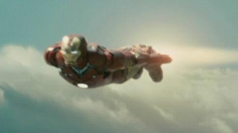 Iron Man: Deploy Flaps
