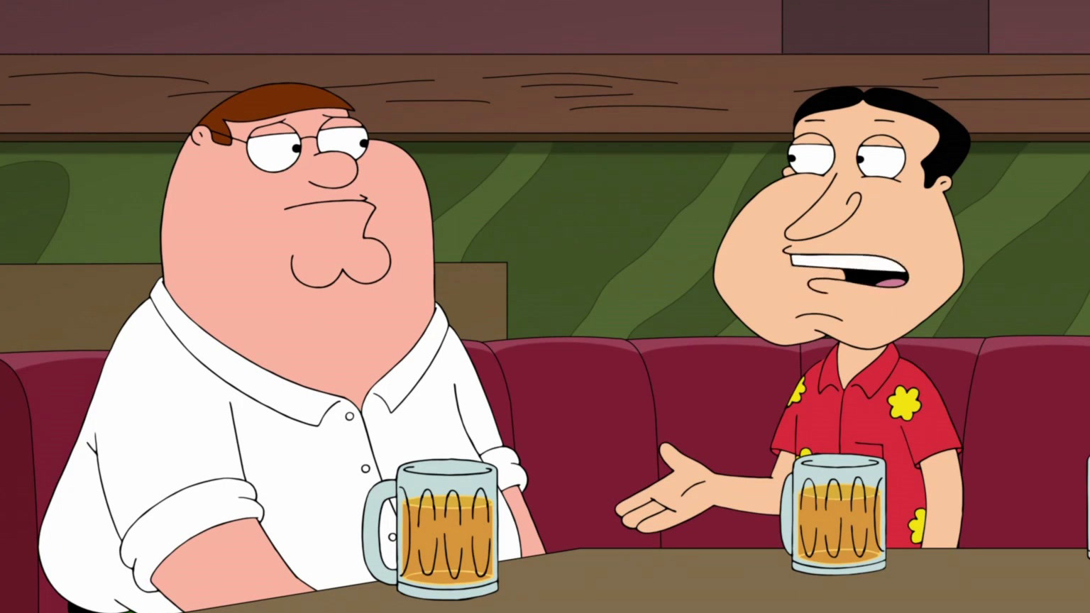 Family Guy: Peter Decides To Change His Look