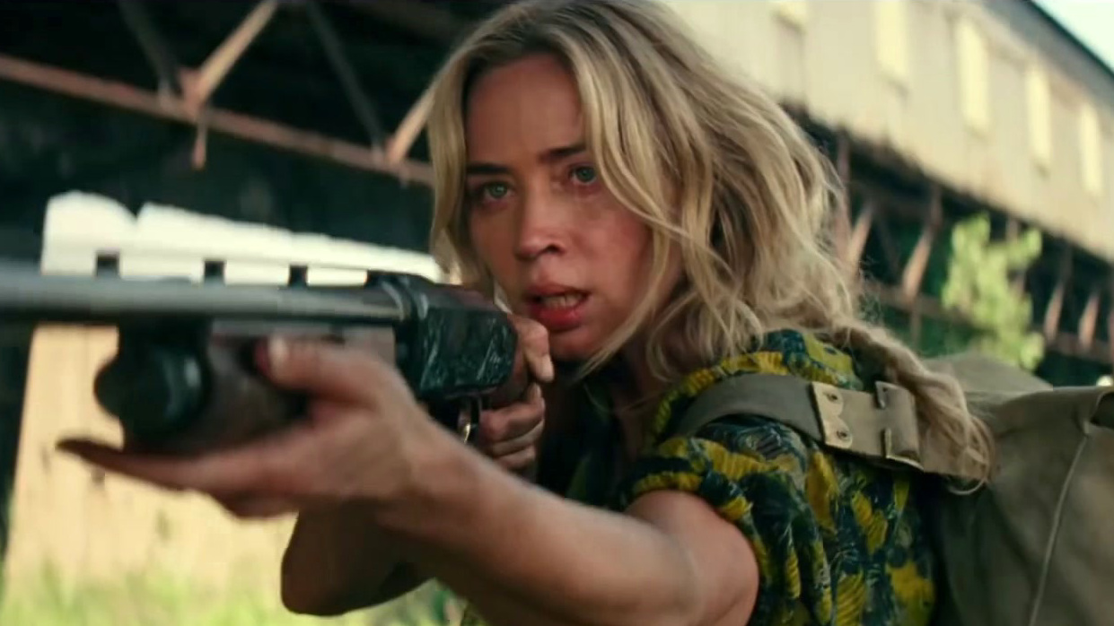A Quiet Place Part II (Exclusive Look Trailer)