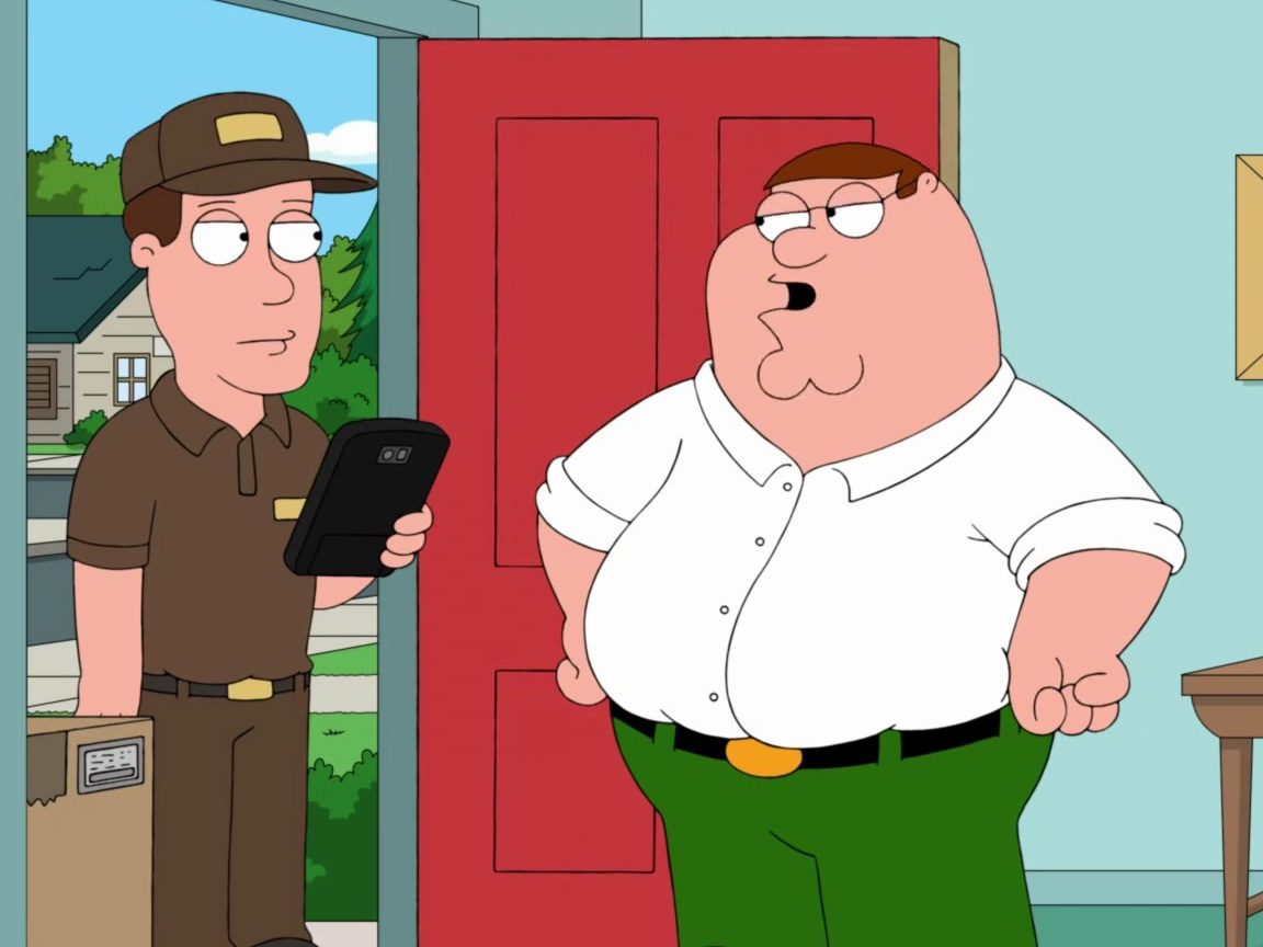 Family Guy: A Lobster Tries To Kill Peter