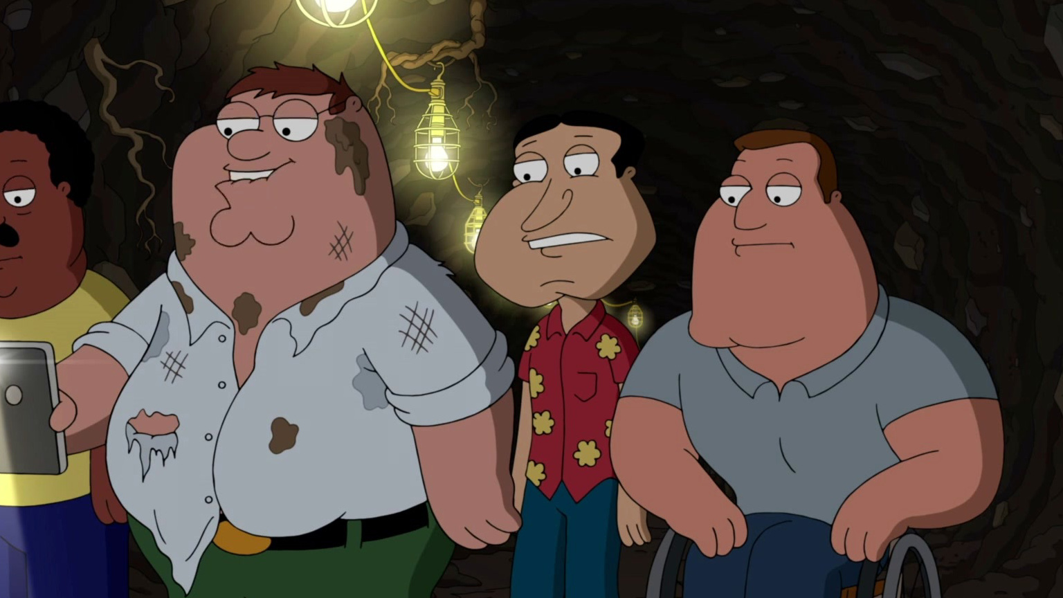 Family Guy: Undergrounded