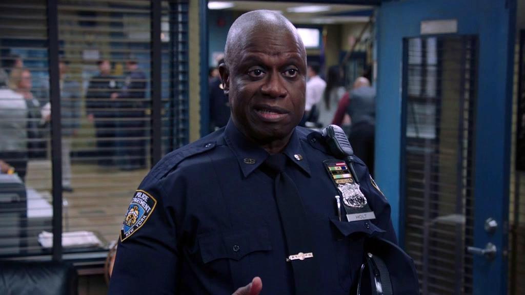 Brooklyn Nine-Nine: Terry Wasn't The Favorite