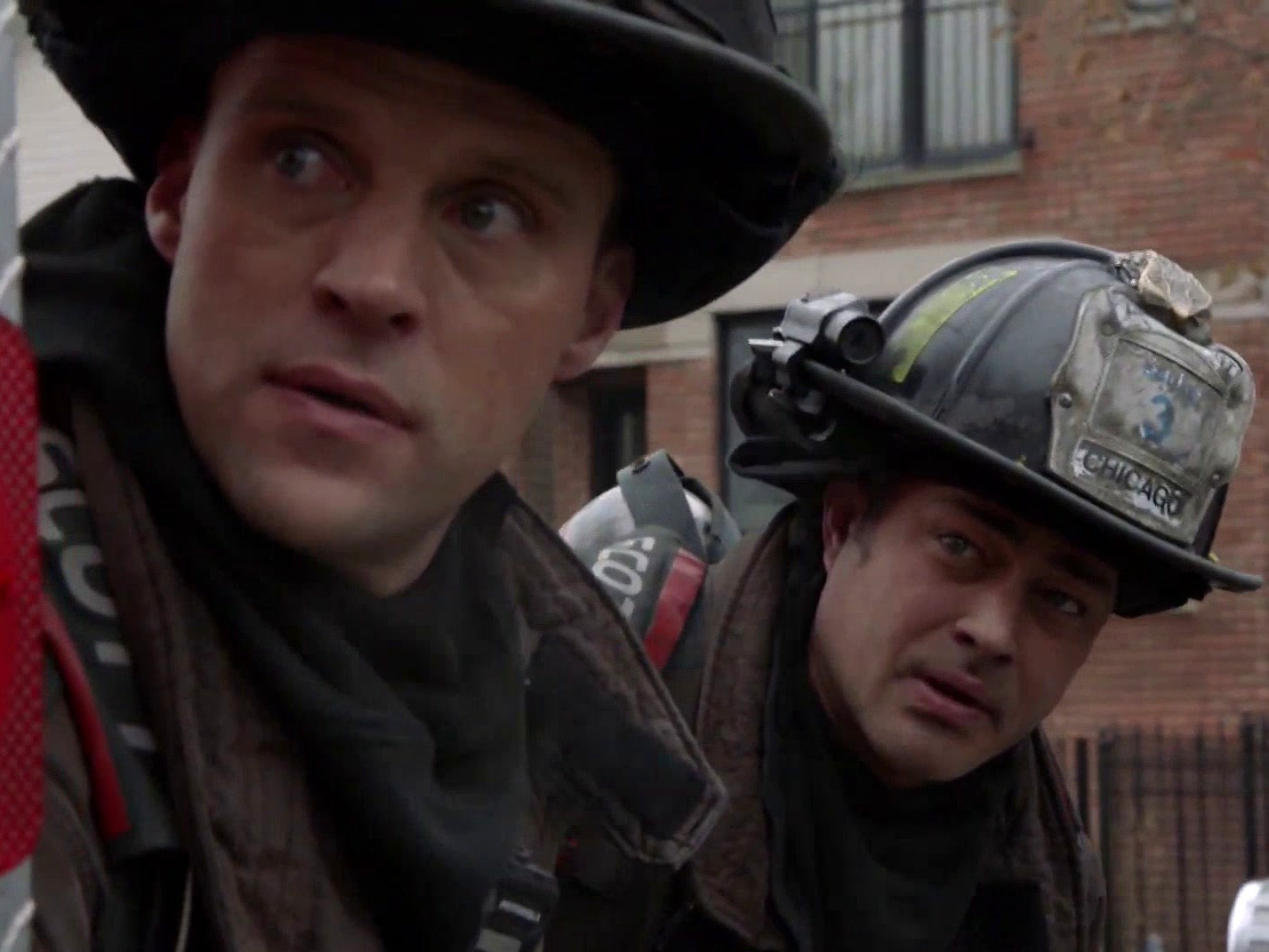 Chicago Fire: Fifty-One Reports To A Basement Blaze With Shots Fired