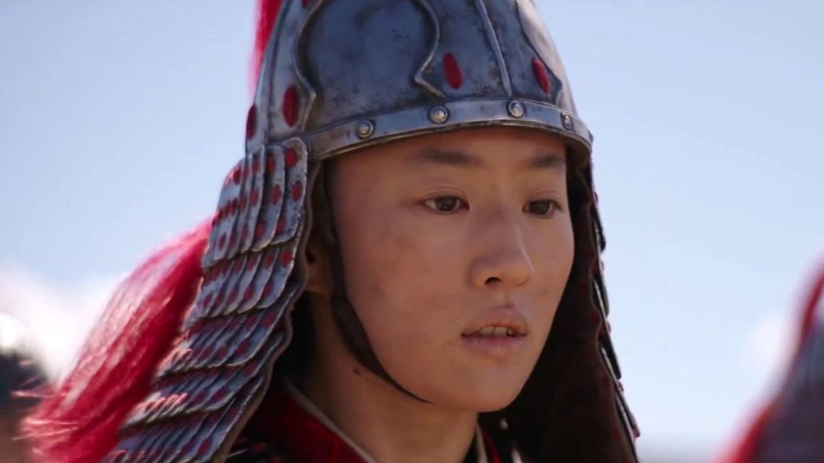 Mulan: Special Look At 'Loyal Brave True' (Spot)