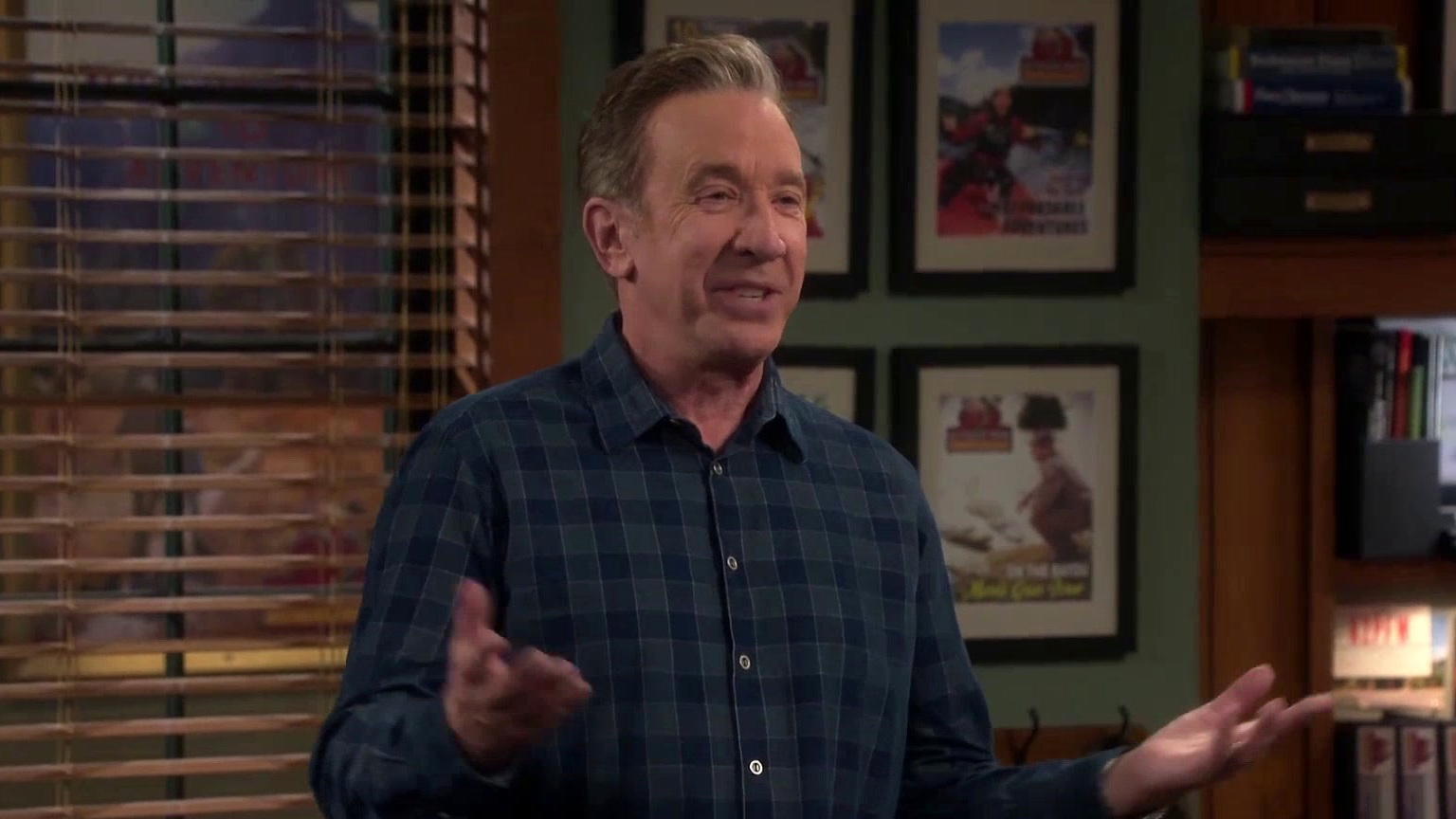 Last Man Standing: Ed Makes His Decisions Based On Mike's Briefcase