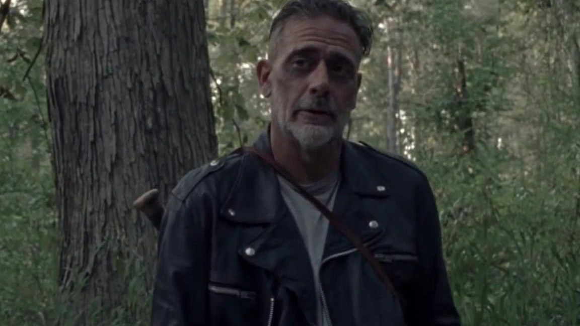 The Walking Dead: Negan Changes Alpha's Mind