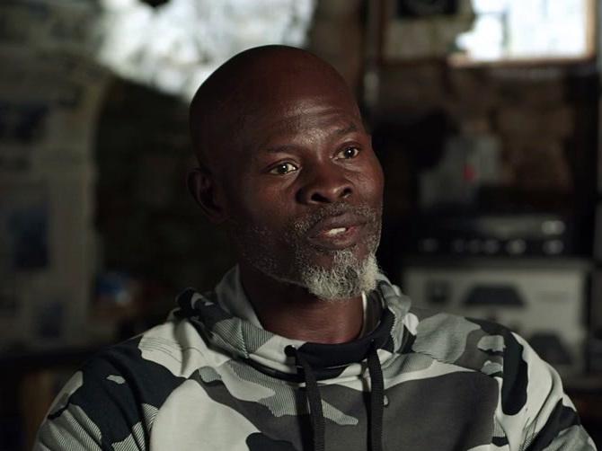 A Quiet Place Part II: Djimon Hounsou On Working With Cillian Murphy