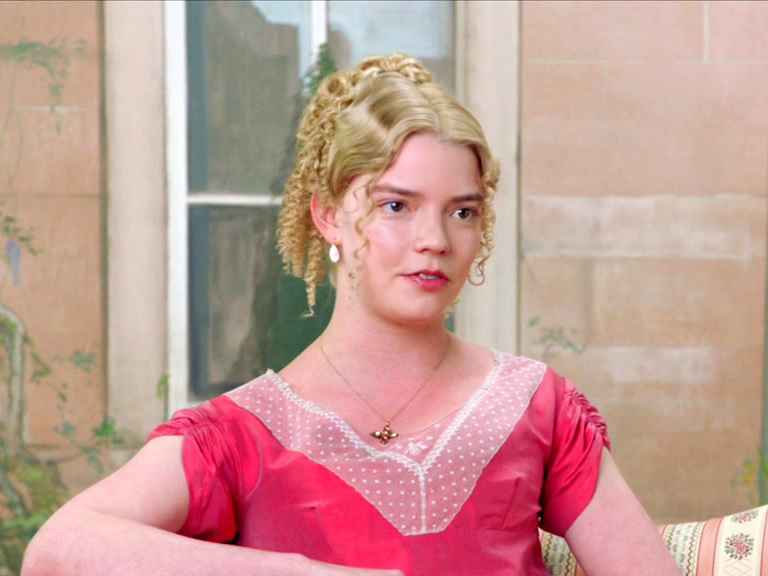 Emma.: Anya Taylor-Joy On Her Character 'Emma'
